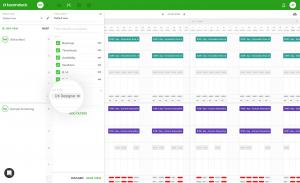 resource management calendar